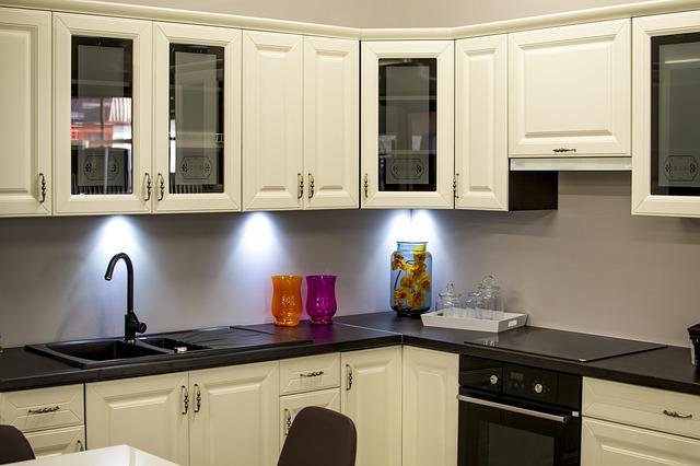 lights under kitchen cabinets home improvement